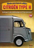 Montez Pas à Pas le Célèbre Citroen Type H