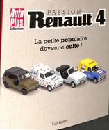 Classeur Passion Renault 4