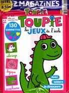 Toupie Jeux + Toupie