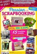Passion Scrapbooking Hors-Série