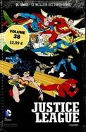 Justice League Légendes