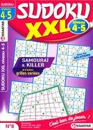 MG Niveau 4-5- Sudoku XXL