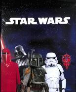 Reliures Buste de Star Wars