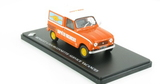1965 La Renault 4 Fourgonette Service Vacances