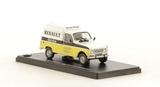 1978 - La Renault R4 Fourgonette Service Renault