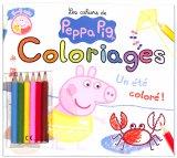 Les Cahiers de Peppa Pig Coloriages