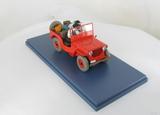 La Jeep Rouge