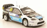 Ford Focus WRC, No.20, Uponor, WRC, Rally Finnland - 2008