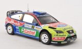 Ford Focus RS 07  , No.3, WRC, Rally Jordanien - 2008