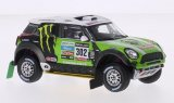 Mini All 4 Racing, No.302, Monstre, Rallye Dakar - 2013