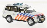 Mitsubishi Pajero,  Politie (NL) - 2013
