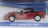 Chevrolet Corvette Z06, metallic-rot/schwarz - 2012