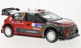 Citroen C3 WRC, No.7, Rallye WM, Rallye Mexico - 2017