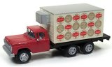 Ford Refrigerated Delivery Truck, rot, Schaefer Beer - 1960