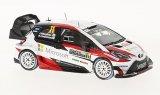 Toyota Yaris WRC, No.11, Toyota Gazoo racing, Rallye WM, Rallye Monte Carlo - 2017