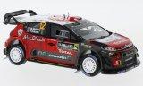 Citroen C3 WRC, No.12, Citroen Total Abu Dhabi World Rally Team, Rallye WM, Rallye Schweden - 2018