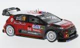 Citroen C3 WRC, No.11, Citroen Total Abu Dhabi WRT, Rallye WM, Rallye Tour de Corse - 2018