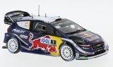 Ford Fiesta WRC, No.1, M-Sport Ford WRT, Red Bull, Rallye WM, Rallye Tour de Corse - 2018
