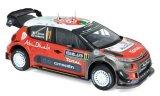 Citroen C3 WRC, No.11, Rallye WM, Rallye Schweden - 2018