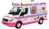 Whitby Mondial Ice Cream Van, RHD,  Mr. Whippy