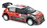Citroen C3 WRC, No.11, Rallye WM, Rallye Mexico - 2018