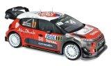Citroen C3 WRC, No.11, Rallye WM, Rallye Tour de Corse - 2018