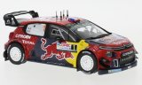 Citroen C3 WRC, No.1, Red Bull, Rallye WM, Rally Chile - 2019