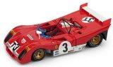 Ferrari 312PB, RHD, No.3T, Targa Florio - 1972