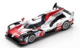 Toyota TS050 hybride, No.7, Toyota Gazoo Racing, 24h Le Mans - 2018