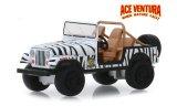 Jeep CJ-7, Ace Ventura - When Nature Calls - 1976