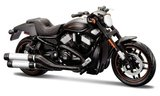 Harley Davidson VRSCDX Night Rod Special, mat- noir - 2012