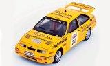 Ford Sierra RS Cosworth, No.20, British Telecom Radiopaging, Rallye WM, RAC Rallye - 1987