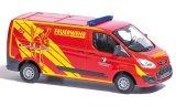 Ford Transit Custom, Feuerwehr Baiersdorf
