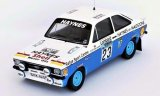 Ford Escort MK II RS 1800, RHD, No.23, Haynes, Rallye WM, RAC Rallye - 1978