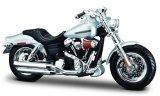 Harley Davidson FXDFSE CVO Fat Bob, argenté - 2009