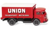 Büssing 4500, Union Transport - 1953