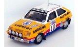 Vauxhall Chevette HSR, RHD, No.18, Blydenstein Racing, Andrews, Rallye WM, RAC Rally - 1982