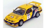 Ford Sierra RS Cosworth, No.17, Rallye WM, RAC Rally - 1988