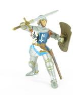 Chevalier Genevois bleu