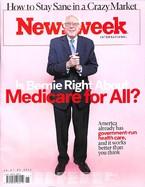PROMO Newsweek ( Bernie Sanders )