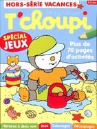 PROMO Tchoupi Hors-Série Vacances
