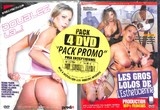 PROMO Pack 4 DVD