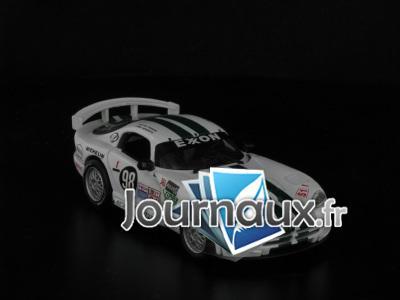 Dodge Viper GTS-R, N°98, 24H Daytona