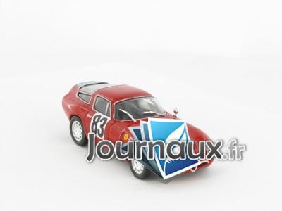 Alfa Romeo TZ, N°83, Rally Alpen
