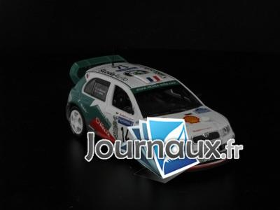 Skoda Fabia WRC, Tour de Corse, D. Auriol
