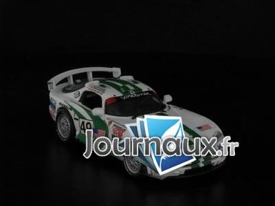 Dodge Chrysler Viper GTS-R, N°49, 24 Le Mans