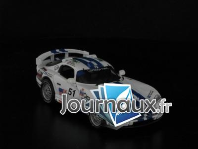 Dodge Chrysler Viper GTS-R, N°51, 24H Le Mans