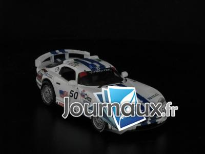 Dodge Chrysler Viper GTS-R, N°50, 24H Le Mans