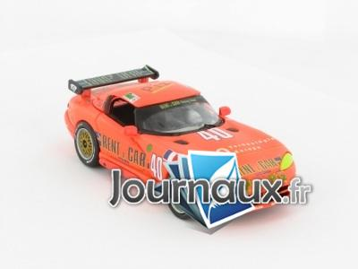 Dodge Chrysler Viper RT/10, N°40, Rent a Car, 24h Le Mans