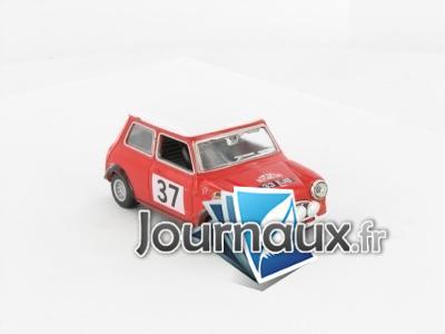 Mini Cooper N°37, Hopkirk-Lidden, Rallye Monte Carlo